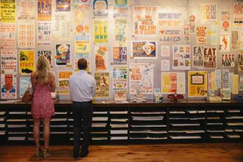 Nashville: Hatch Show Print Shop Guided Tour