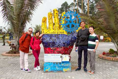 From Bogotá: Lake Guatavita and Village Day Trip
