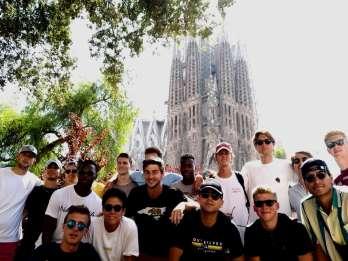 Barcelona: Sagrada Família − Führung mit bevorzugtem Einlass