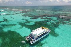 Cancún ou Riviera Maya: Excursão Ilha das Mulheres e Contoy