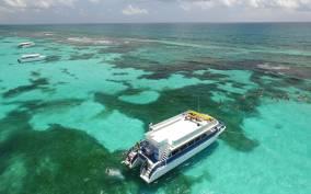 Cancun or Riviera Maya: Isla Contoy & Isla Mujeres Day Trip
