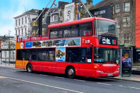 Cork: Full-Day Hop-On-Hop-Off City Sightseeing Bus Tour
