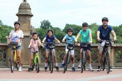 Aluguel de bicicleta no Central Park
