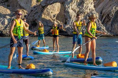 Rhodes: Stand-Up Paddle and Snorkel Adventure