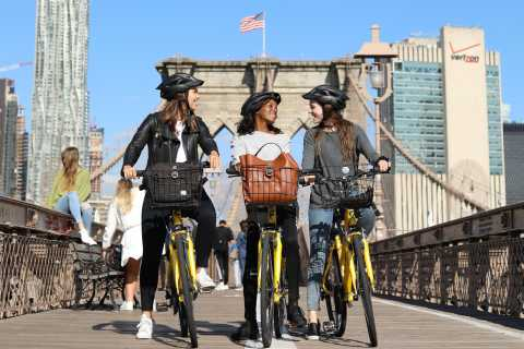 New York: Brooklyn Bridge Bike Rentals Unlimited Biking