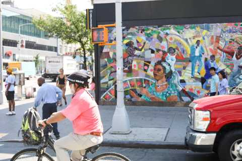 New York City: Harlem Bike Rentals
