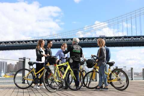 Manhattan: Brooklyn Delights and Lower East Side Bike Tour