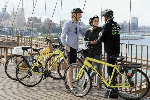 Nova York: excursão guiada de bicicleta de 3 horas
