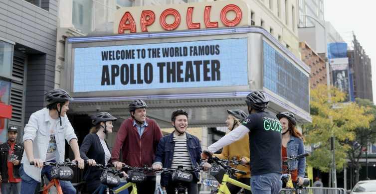 New York: Harlem Highlights Guided Bike Tour