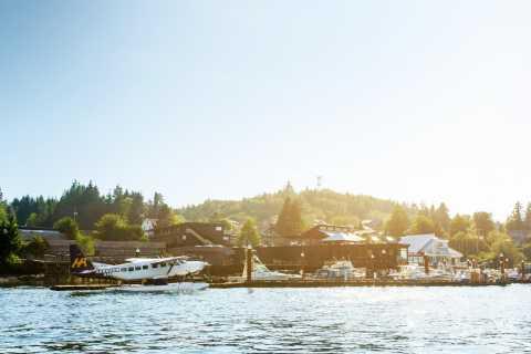Vancouver: traslado en hidroavión a Tofino