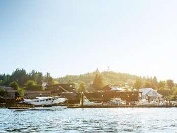 Vancouver: Wasserflugzeugtransfer zwischen Vancouver und Tofino