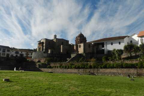 Cusco: visite historique d'une demi-journée