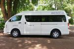 Chiang Rai: Private Transfer Between Hotels and CEI Airport