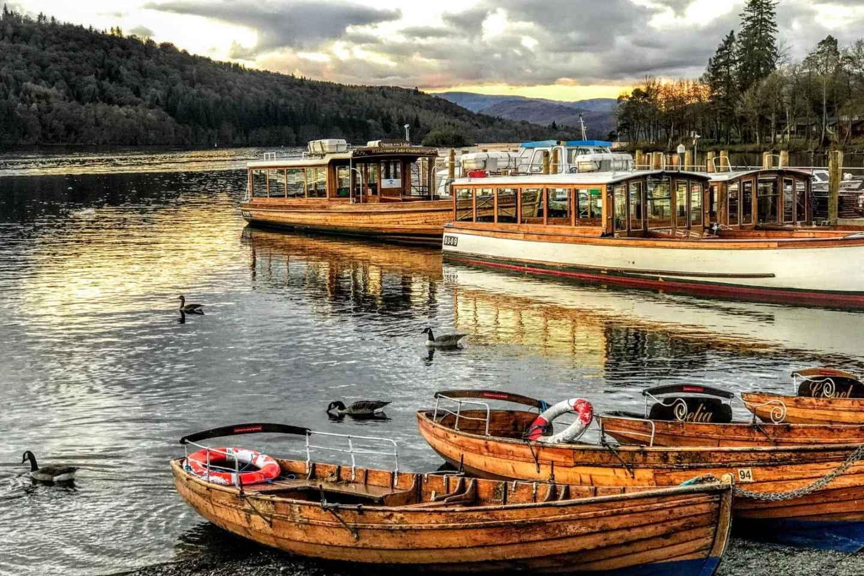 Ab Liverpool: Abenteuer-Tagestour im Lake District