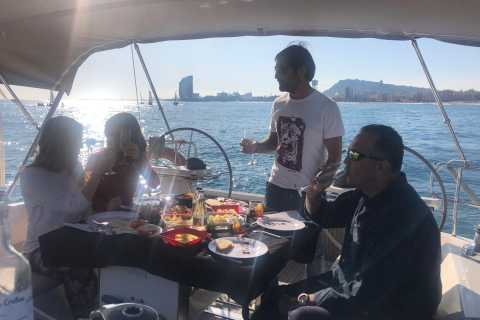 Barcelona: Sailboat Adventure