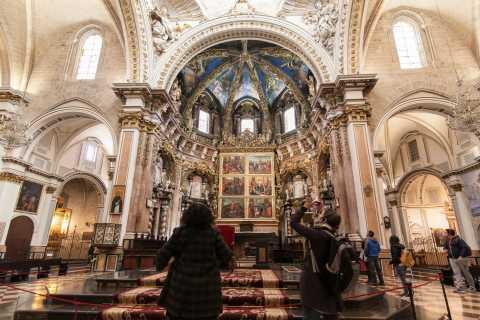 Valencia: ruta del Santo Grial y el arte religioso