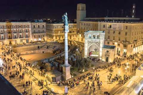 Lecce: rondleiding van 2 uur