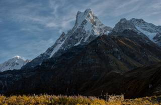 Kathmandu: 7-tägiger Mardi Himal Trek