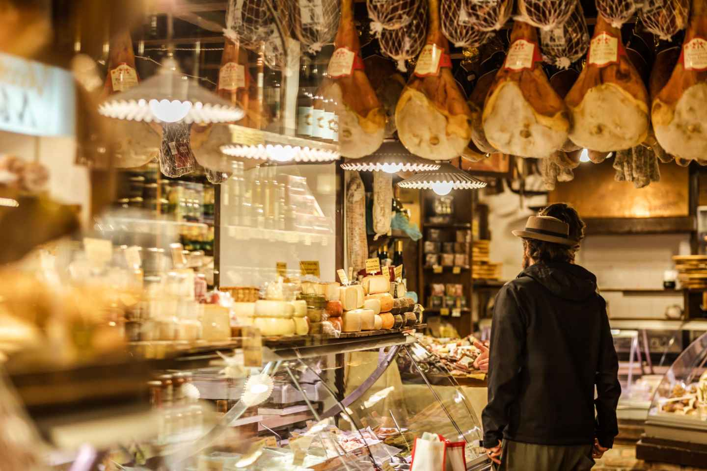 Bologna: Essen und Trinken wie ein Einwohner - Food-Tour
