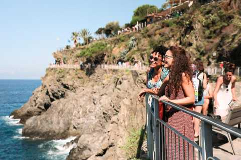 From Florence: Cinque Terre Villages Full-Day Tour