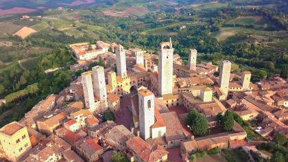 Toskana: Siena, San ...