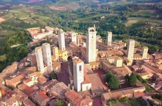 Toskana: Tour nach Siena, San Gimignano, Chianti und Pisa
