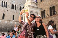 S. Gimignano, Siena e Chianti: Tour c/ Almoço e Degustação