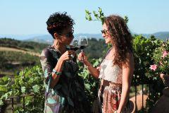 De Florença: Degustação de Vinhos Autênticos do Chianti