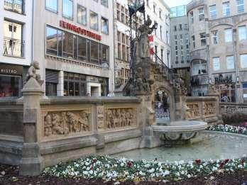 Köln: Amüsante Geschichtstour