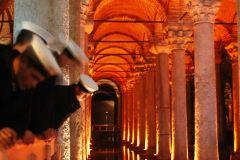 Istambul: Excursão Guiada s/ Fila na Cisterna da Basílica