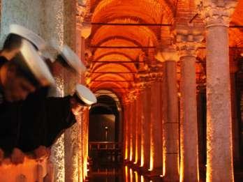 Istanbul: Cisterna Basilica - Führung ohne Anstehen