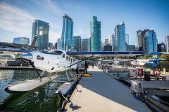 Vancouver: Combo de hidroavião e ponte suspensa Capilano
