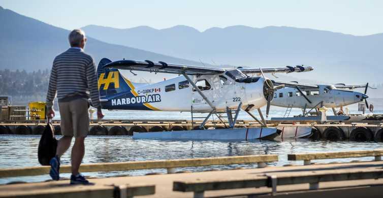 Vancouver: Floatplane Transfer between Vancouver & Victoria
