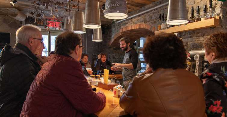 Old Quebec: Food Walking Tour
