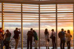 Santiago: Ingresso para o Sky Costanera Andares 61 e 62