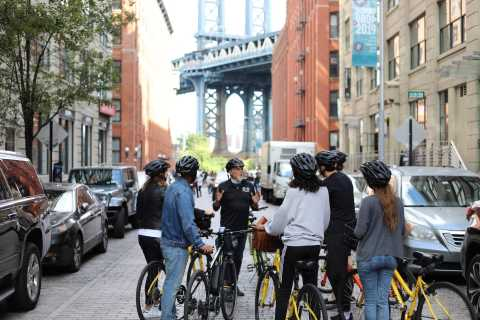 From Manhattan: 2-Hour Brooklyn Bridge Bike Tour