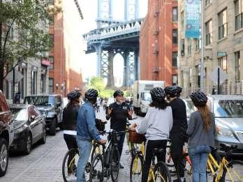 Ab Manhattan: 2-stündige Fahrradtour mit Brooklyn Bridge