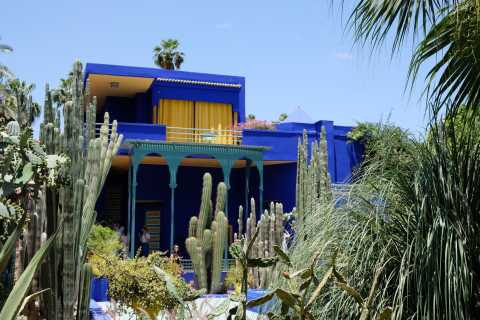 Marrakech: Majorelle & Menara Gardens Tour & Carriage Ride
