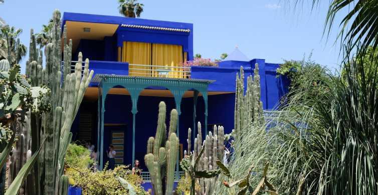 Marrakech: Majorelle & Menara Gardens Tour & Carriage Ride