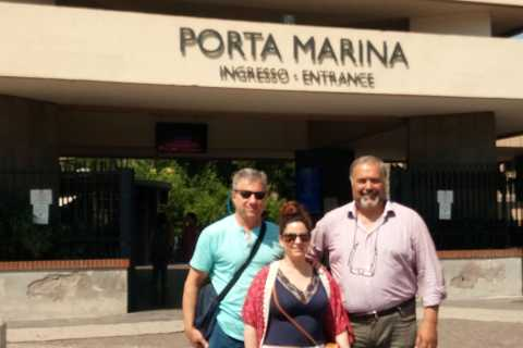 From Rome: Sorrento and Skip-The-Line at Pompeii Ruins Trip