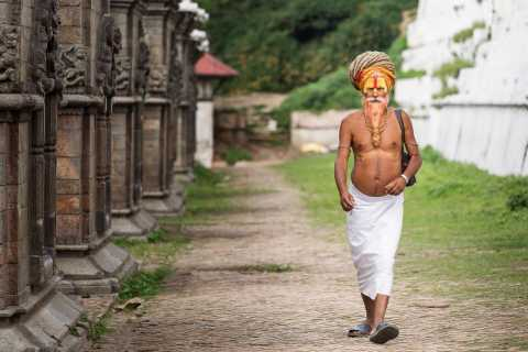 From Kathmandu: Kathmandu Valley Sightseeing Day Tour