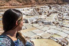 Cusco: Excursão Terraços Moray, Minas de Sal e Tecelagem