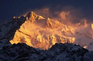 Kathmandu: 16-tägiger Kanchenjunga Base Camp Trek