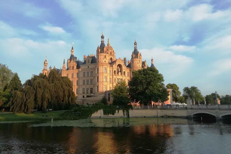 Schwerin: 90-minütige Stadtführung