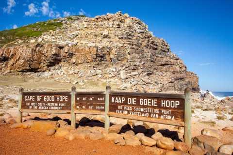 Ab Kapstadt: Cape Point & Boulders Beach - Tagestour