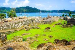 Tour Canal do Panamá, Selva de Colón e Forte de São Lourenço