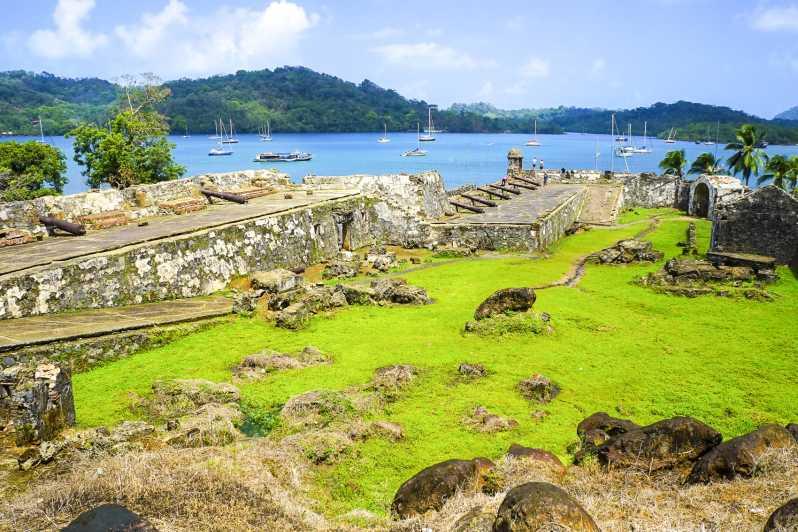 Panama: Panama Canal, Colón Rainforest and San Lorenzo Fort - Panama City, Panama | GetYourGuide