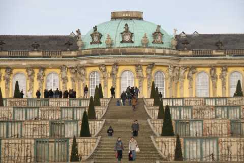 From Berlin: Potsdam Private Guided Tour in English
