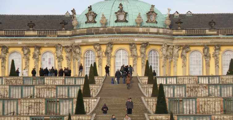 Ab Berlin: Private Führung durch Potsdam auf Englisch