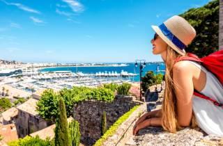 Ab Nizza: Highlights der Côte d'Azur Tagestour